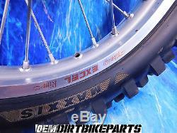 Yamaha Excel REAR Wheel Hub Complete Rim Yz125 wr450 yz125 Yz250f Yz450 19x2.15