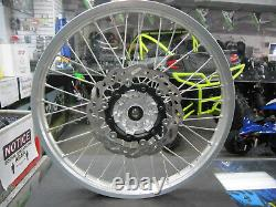 Yamaha WR250R OEM Complete Front Wheel WithBrake Disc New Take-Off Fits 2008-2020