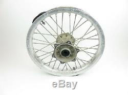 Yamaha WR450F YZ 250F WR250F YZ450F YZ125 YZ Complete Rear Wheel Rim Hub 18x2.15