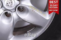 03-06 Porsche Cayenne 955 Jeu De Jantes Pour Roues Avant Et Arrière Complètes R18 A56 Oem