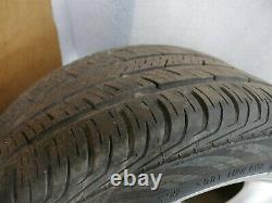 05-11 Mercedes W209 Clk350 Clk500 Roues Et Pneus Sumitomo Set Staggered