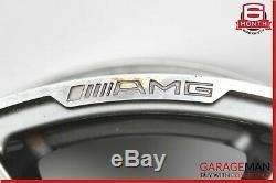 07-11 Mercedes Cls63 Amg E63 S63 Ensemble Complet De Jante De Roue De 4 Pc Aftermarket R19
