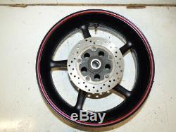 08 09 10 11 12 13 14 15 16 Yamaha R6 Jeu De Roues Jantes Rotors Complet Oem
