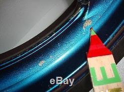 08-16 Yamaha Yzf R6 Yzf-r6 Oem Roues Complètes Avant Et Arrière Jantes Rotors Et Moyeux