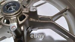 17 Roue Avant Complète Rim Gold/bronze Couleur Convient Honda Cbr600rr