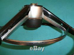 1968 Gtx Chargeur Dart Cuda A / B-corps Mopar Blk Volant W-trim Pas Fissures