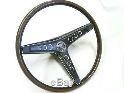 1969-70 Shelby Rim Blow Volant Nouveau, Rimblow Complete