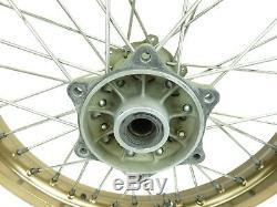 1996-2008 Suzuki Rm250 Rm 125 250 Rm125 Roue Arrière Complète Rim