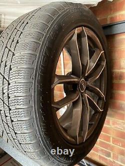 20 Pouces Winter Complete Wheels 265/50 R20 Pneus D'hiver Audi Q8/q7 S-line 4l Rim