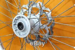 2002 02-08 Yz125 Yz250 Oem Complet Avant Roue Arrière Ensemble Jante Spokes Rotor