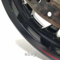 2015 15 16 17 18 19 Yamaha Yzf R1 Yzfr1 Rim Roue Avant Complète