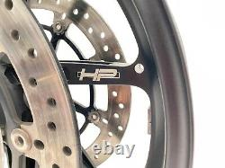 2016 Bmw S1000rr Oem Complete Front Wheel HP Forged Premium Léger S 1000