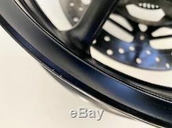 2016 Yamaha Roue R1s Oem Complète Avant Freins Rotors Roulements Spacer Yzf R1