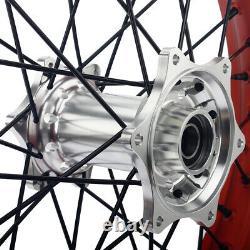 21 19 MX Complets Jantes De Roues Concentrateurs Pour Ktm Sx XC 150 250 350 Sx-f 250 350 450