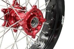 3.517 / 4.2517 Roue Fit Pour Suzuki Rmz250 Rmz450 Supermoto Motard Jantes Complètes