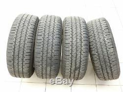 4x Roues Complètes En Aluminium Jante 205 / 65r16c 5x112 4.5-5.2mm W639 Vito Viano 03-10