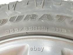 4x Roues Complètes En Aluminium Pneus D'été De Jante 255 / 55r19 5x120 4.4-6.6mm Découverte