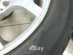 4x Roues Complètes En Aluminium Pneus D'été Jante 285 / 45r19 5x120 Bmw X5 E53 01-03
