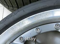 4x Roues Complètes En Aluminium Pneus D'hiver De Jante 285-255 / 30-35r20 5x112 5.1-8 S W221
