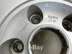 4x Roues Complètes Jantes Hiver En Aluminium Jante 255 / 55r18 5x130 6.3-6.6mm Touareg 7