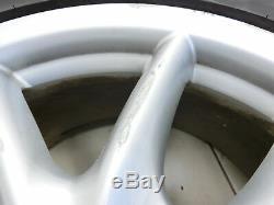 4x Roues Complètes Jantes Hiver En Aluminium Jante 275 / 45r19 5x130 Cayenne 9pa 955