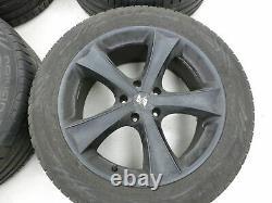 4x Roues Complètes Pneus D'été À Jante Aluminium 265/50r20 5x127 5.2-5.6mm Jeep Gran