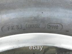 4x Roues Complètes Pneus En Aluminium D'été De Jante 235 / 55r18 5x114.3 Rav4 III Ca30w 06