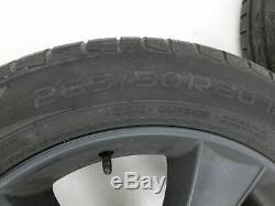 4x Roues Complètes Pneus En Aluminium D'été De Jante 265 / 50r20 5x127 5.2-5.6mm Jeep Gran