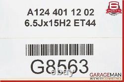 93-95 Mercedes W124 E300 E320 Jeu Complet De Jantes De Pneus De 4 Pc 6.5jx15h2 Et44