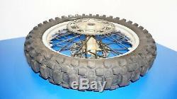 96-07 2000 Rm250 Rm125 Jante Pneus Arrière Rotor Ensemble Moyeu Complet
