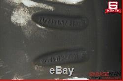 97-04 Mercedes Slk320 R170 Complète Avant Et Arrière Roue De Jantes Des Pneus Oem
