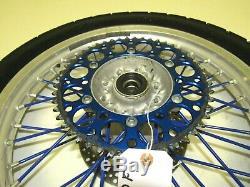 99-14 Yamaha Yz 250 Yz250 03-08 Yz 450 F Arrière Roue Arrière Rim Complete 2006 Yz450