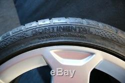 Aluminium Rim S4 Roue Complète 235 / 40r18 91y De 8x18 Et45 5x112 Audi Vw Skoda