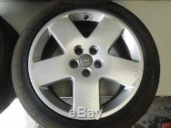 Audi A8 D3 18 Jantes Alliage À 5 Rayons Fat Five 4e0601025m # 1
