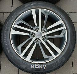 Audi Q5 Sq5 Fy 20 Pouces Jantes Roues Complètes Originale 8x20