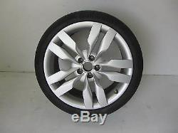 Audi S6 Original A6 4f A8 4e 19 Aluminium Rim 9x19 4f0601025bp Roue Complète
