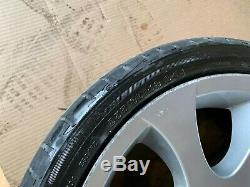 Bmw E90 E92 2006-2013 18 Style 185 Jantes Roues Rim Roue Set Oem Avec Des Pneus 105k
