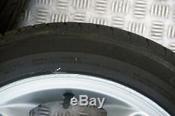 Bmw Mini R50 R56 Complète 4x Argent Roue Jante En Alliage Avec Des Pneus 16 S-102 Winder