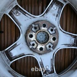 Bmw Mini R50 R56 Jante Complète En Alliage De Roue 4x Avec Pneus 16 Blaster 5 Étoiles 103