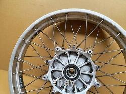 Bmw R1150gs Jante De Roue À Rayons Avant, Complète Et Droite, Convient 1999 2005