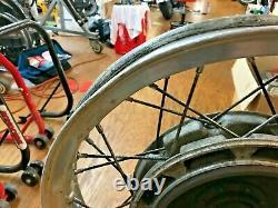 Bmw R60/2 R50/2 R69s R50s R69 R50 R60 Roue Complete Weinmann Rim