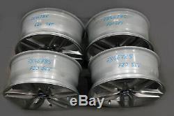 Bmw Série 1 F20 F21 F22 Ensemble Complet 4x Jante En Alliage 18 M À Double Rayons 461