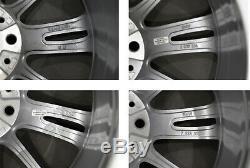 Bmw Série 3 E90 E91 E92 E93 Ensemble Complet 4x Jante De Roue 18 M Araignée Spoke 193
