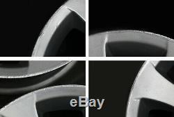 Bmw Série 3 E90 E91 E92 E93 Ensemble Complet 4x Roue Jante En Alliage 17 8j Via