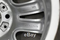 Bmw Série 3 E90 E91 E92 Ensemble Complet 4x Jante En Alliage 17 Double Rayons 161