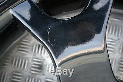 Bmw X5 Série E53 Set Complet 4x Jante Noir Avec Pneus 19 V 63