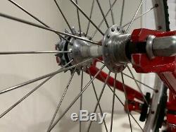 Bmx Racing Sun Jantes 1 3/8 Sealed Baring. Jeu Complet De Roue