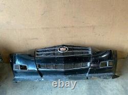 Cadillac Cts 2008-2013 Sedan Oem Complete Panneau De Grille Avant Couverture De Pare-chocs