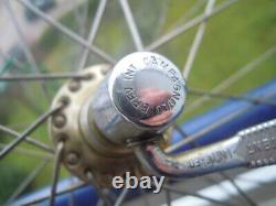 Complete Wheel C Record Hub Mavic Rim Holes 36 Ruota Utilisé