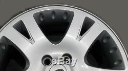 Ensemble Complet 4x Jantes En Alliage De Roue Land Rover Discovery Silver 19 9j Et53